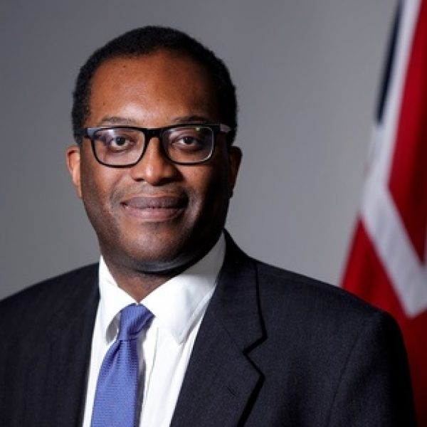 13/01/2021. London, United Kingdom. The new Business Secretary, Kwasi Kwarteng. Picture by Pippa Fowles / No 10 Downing Street